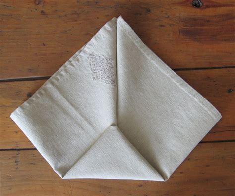pliage de serviette de table r 233 aliser un sac 224 avec