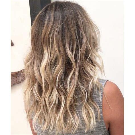 sand color hair best 25 hair ideas on fall