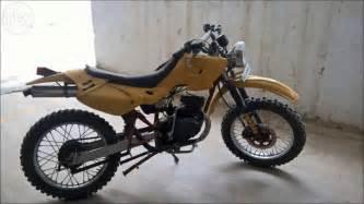 Suzuki 100 Dirt Bike Suzuki Max 100 Modified To Dirt Bike