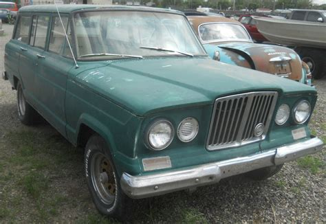 1960 jeep wagoneer restored restorable jeep 4x4 vehicles for sale