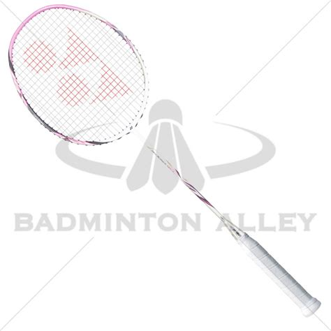 Kaos Badminton Yonex 65 Merah Pink yonex arcsaber 9fl as9fl pearl pink 4ug5 feather light badminton racket