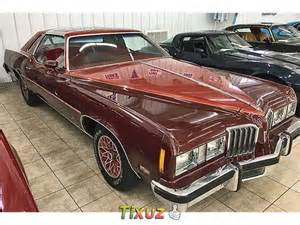 1977 Pontiac For Sale Pontiac Grand Prix Coupe Kansas Mitula Cars