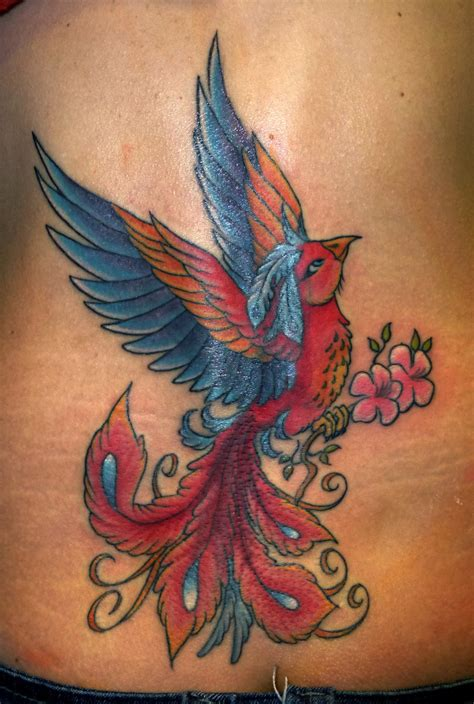 phoenix tattoo cover up phoenix cover up tattoo by onksy on deviantart