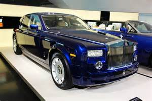 Rolls Royce Blue Rolls Royce Phantom Pictures Images Page 2