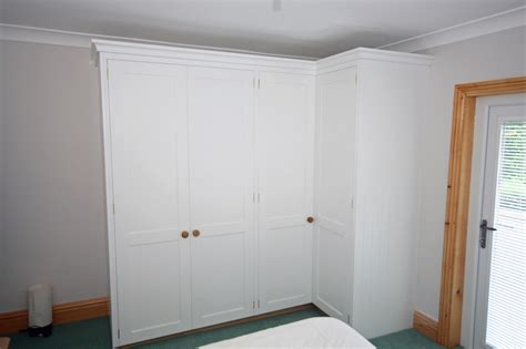 L Shaped Wardrobes by L Shaped Corner Wardrobes Enlargement 1