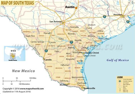 cities in south texas map map of south texas with cities and counties south texas map