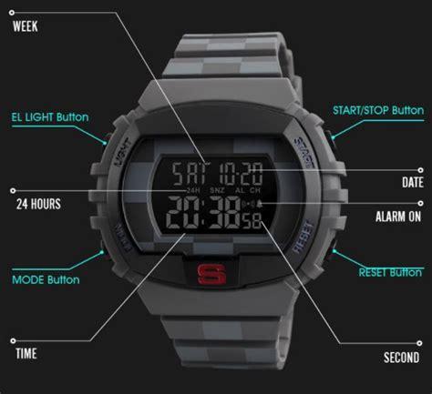 Jam Tangan Pria Swiss Army Elegan Tissot Fossil G Shock skmei jam tangan digital sporty pria 1304 gray