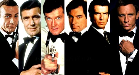 best bond worst to ranking the bond actors lebeau s