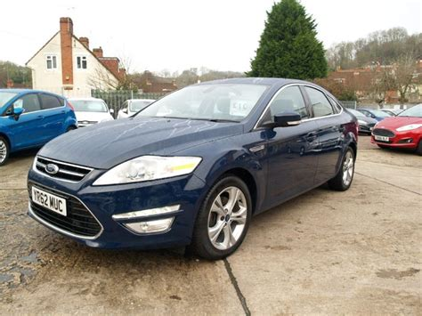 ink blue ford mondeo  sale gloucestershire