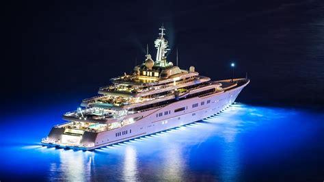 expensive private yachts  built  billionaires