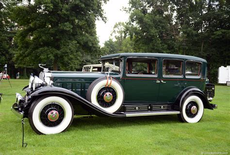 1930 Cadillac V16 by 1930 Cadillac Series 452a V16 At The Concours D Elegance