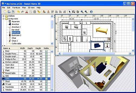 disegnare interni casa gratis disegna e arreda gli interni della tua casa in anteprima 3d
