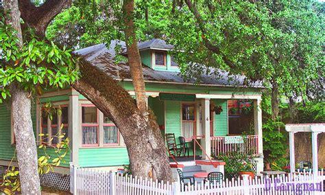 cottages in st augustine fl tree cottage st augustine fl