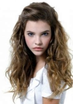 hairstyles with bangs pulled back curly styles on naturally curly hair curly