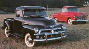 1955 chevrolet light duty trucks 1955 chevrolet light