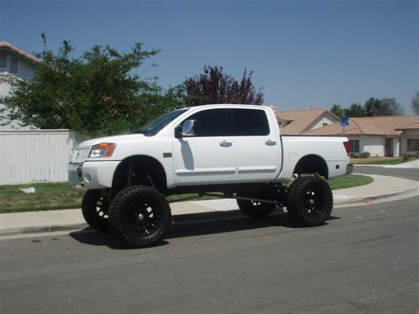 cummins nissan lifted nissan titan lifted image 51