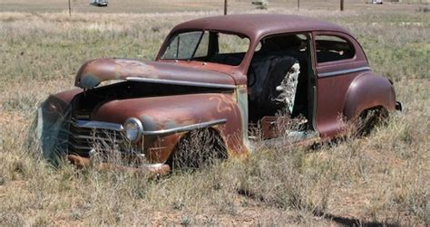 who owns plymouth abandoned g q abandoned cars and trucks