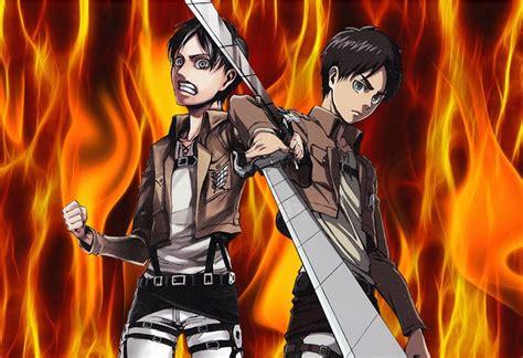 Anime Vs by Eren Vs Anime Eren Objection Network