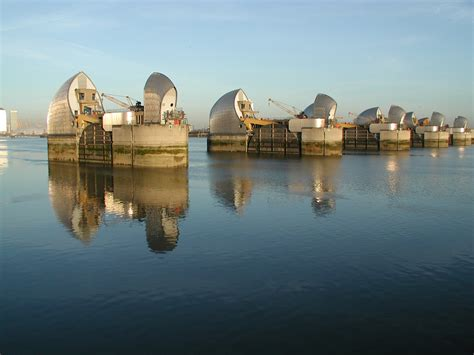 thames barrier in the future no 9 thames barrier feature new civil engineer