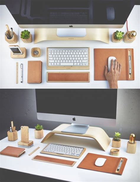 organized work desk creative and inspirational workspaces