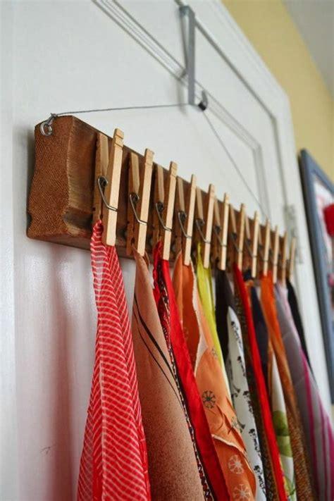 kleiderhaken diy diy wandhaken zum ordnen und dekorieren freshouse