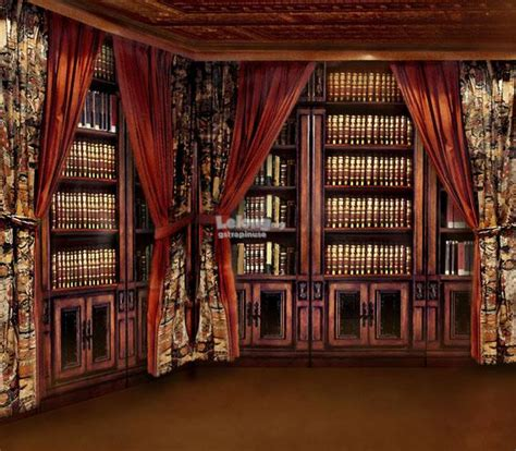 library bookshelf bookcase backdrop     pm