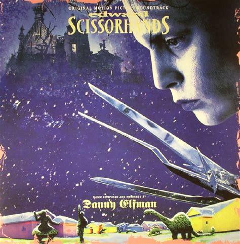 danny elfman ice dance danny elfman edward scissorhands soundtrack vinyl at