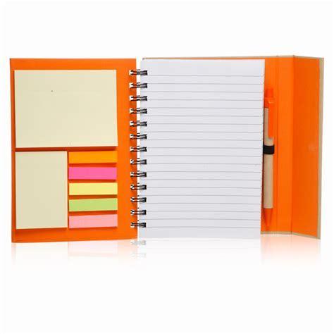 Custom Two Tone Eco Friendly Notebooks   NOT21   Discountmugs