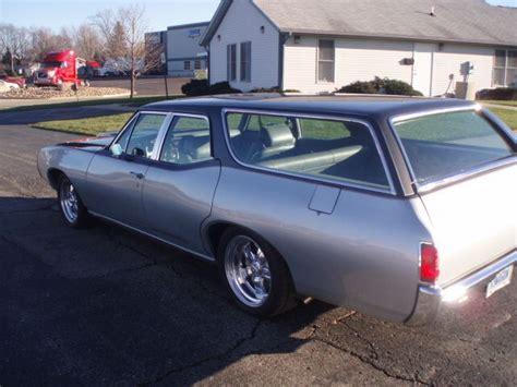 69 pontiac tempest 1969 pontiac tempest gto station wagon custom rod