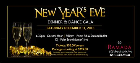 new year dinner package 2016 ramada cornwall new year s 2016 dinner gala