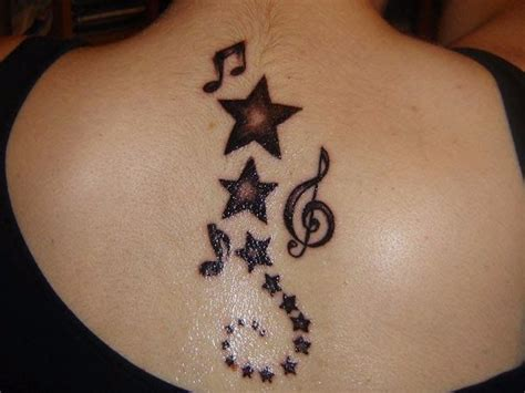 music notes and stars tattoo designs 60 tattoos ideas