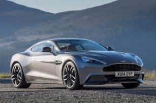 Aston Martin Company 2014 Aston Martin Vanquish Drive