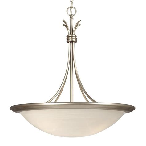 Filament Design Negron 3 Light Pewter Incandescent Pendant Filament Pendant Lighting