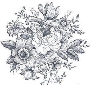 Vintage Flower Drawing - maddabling friday friends australian artists pepper ink