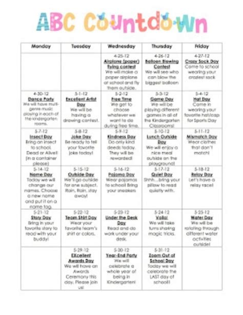 Do You Count Calendar Days For Fmla 26 And Memorable End Of The School Year Celebration
