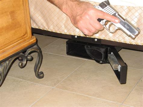 under bed rifle safe titan gun safe pistol vault the complete guide