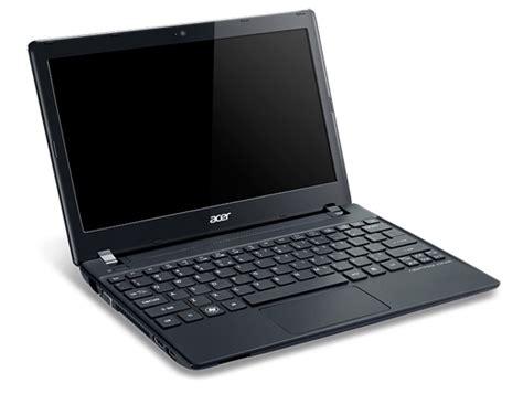 Convertible Notebook 2623 by Acer Aspire One 756 Serie Notebookcheck Externe Tests
