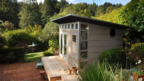 backyard home office why your home office should be in the backyard storage shed kits