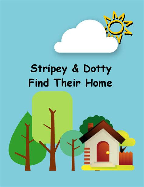 stella finds home books stripey and dotty find their home book 321781 bookemon