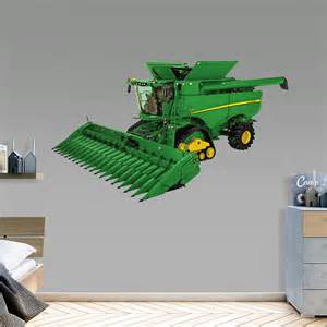 john deere wall mural john deere 8360r tractor wall decal shop fathead 174 for