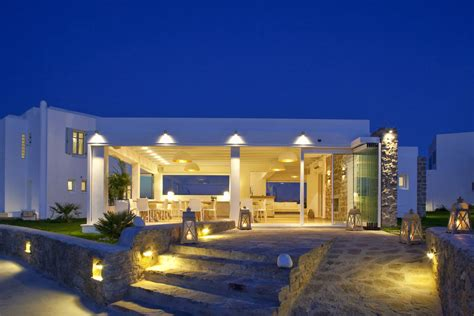 2 Bedroom House by Naxos Villa 7 Luxury Villa Rental In Greece