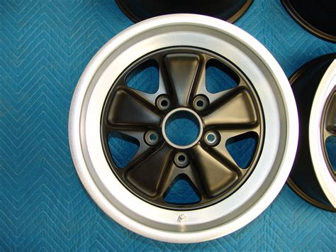porsche fuchs wheels refinish fuchs wheels rennlist porsche discussion forums