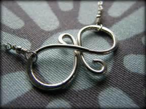 Friendship Infinity Symbol Best Friend Eternal Friendship Necklace Infinity Eternity