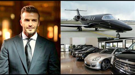 David Beckham Jeep David Beckham S Supercars Bugatti Jeep