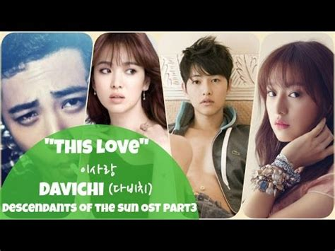 download mp3 free ost descendants of the sun download this love 이 사랑 davichi 다비치 descendants of the sun