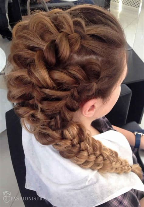Pretty Prom Hairstyles by Different Types Of Braided Hairstyles Mr Mrs Magazine