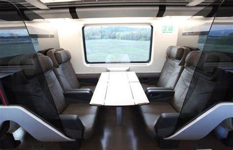 carrozze frecciarossa la tariffa business per viaggi d affari sul treno