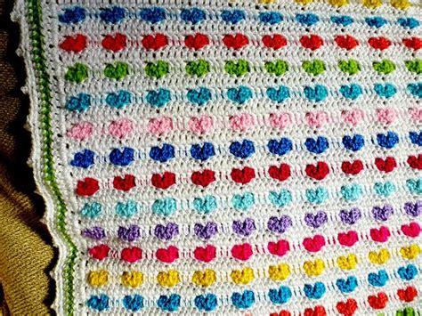 heart pattern crochet blanket 249 best images about crochet baby blankets 5 on