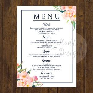 Come With Me Engagement Menu Part 2 by The 25 Best Wedding Buffet Menu Ideas On Diy