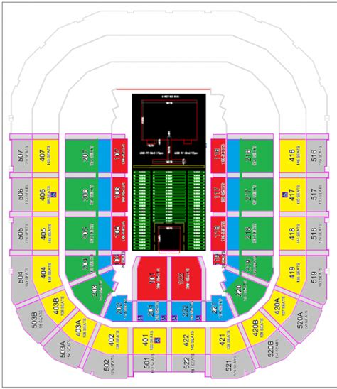 layout view events mall of asia arena events
